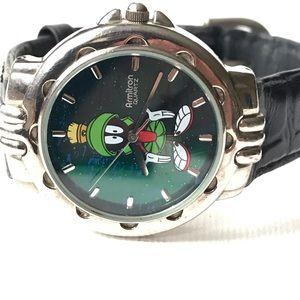 Vintage 1994 Marvin The Martian Armitron Watch